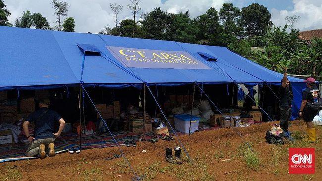 CT Arsa membuka saluran bantuan bagi masyarakat yang ingin berdonasi untuk korban banjir bandang di Bogor dan Banten.