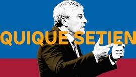 INFOGRAFIS: Rekam Jejak Pelatih Baru Barcelona Quique Setien