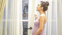 <p>Saat ini, Shandy dan suaminya sedang menunggu kelahiran anak pertama mereka. Shandy dan David sudah tidak sabar untuk menunggu kelahiran bayi mereka. Bahkan, keduanya sudah membuatkan akun Instagram untuk si kecil yang belum lahir ini. (Foto: Instagram @shandyaulia)</p>