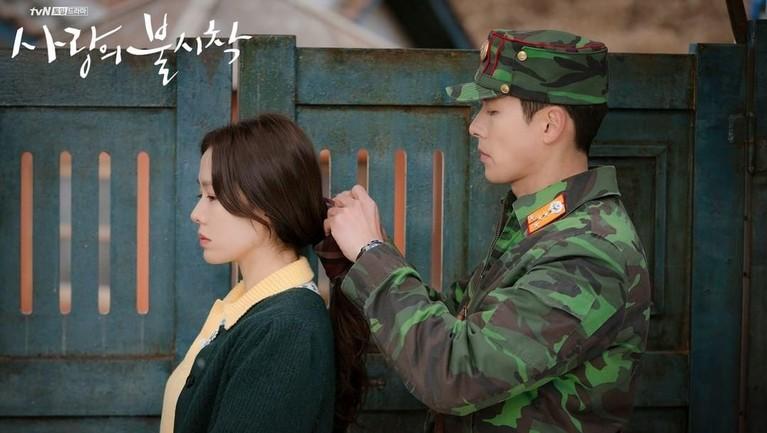 Drama ini sendiri dibintangi oleh aktor kawakan Hyun Bin dan artis Son Ye Jin.