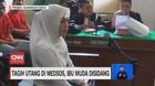 VIDEO: Tagih Hutang di Medsos, Ibu Muda Disidang