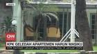 VIDEO: KPK Geledah Apartemen Harun Masiku