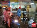 Banjir di Surabaya, Petugas Sebut Hujan Masuk Kategori Deras
