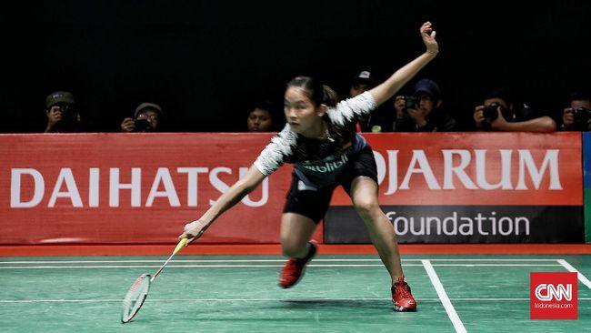 Pemain-pemain Indonesia mengalami perubahan jadwal di babak 32 besar turnamen badminton Spain Master 2021 yang digelar 18-23 Mei.