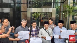 Kasus Suap PAW Kader PDIP, KPK Disuguhi Jamu Antidiare