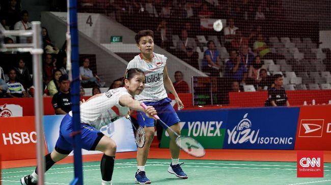 Ganda putri Indonesia Greysia Polii/Apriyani Rahayu memiliki dua syarat untuk bisa lolos ke semifinal BWF World Tour Finals 2020.