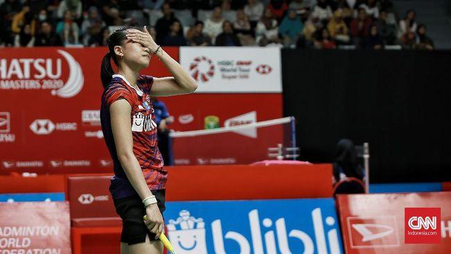 Atlet tunggal putri Indonesia yang juga juara Thailand Masters 2019 , Fitriani dicoret dari Pelatnas Cipayung.