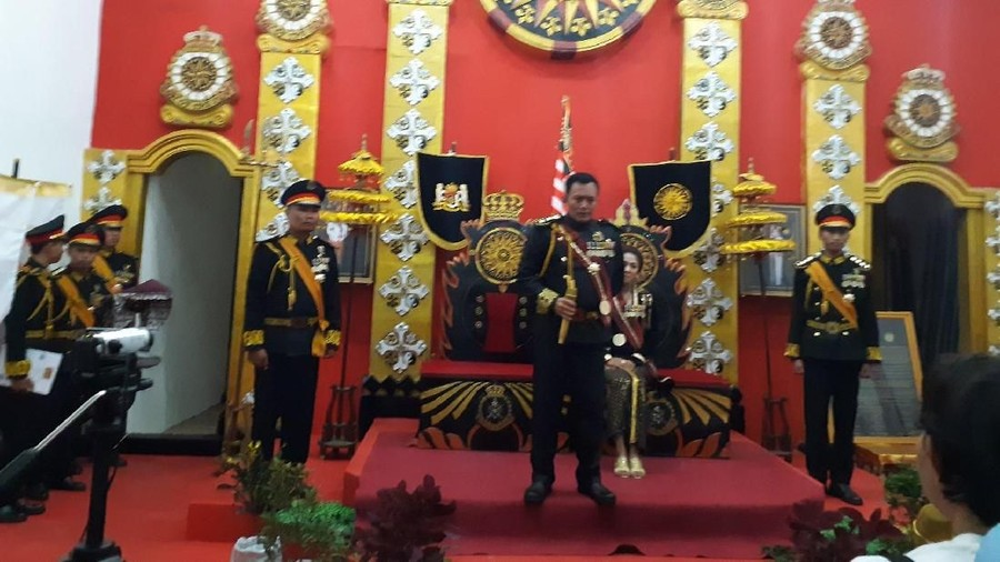 Klaim Raja Keraton Agung Sejagat: Kami Induk Seluruh Republik di Dunia