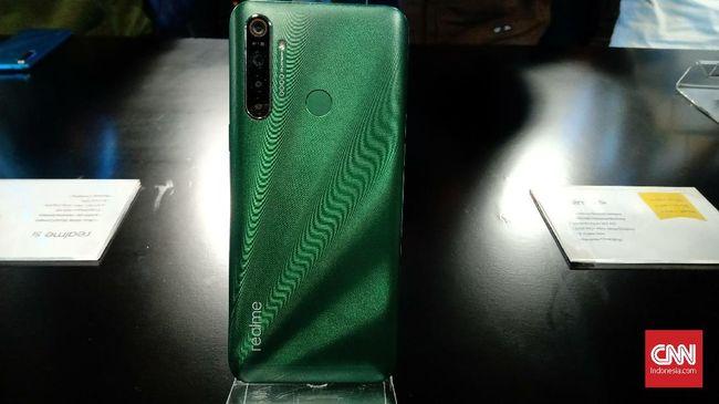 Spesifikasi Realme 5i Ponsel Empat Kamera Rp2 Jutaan
