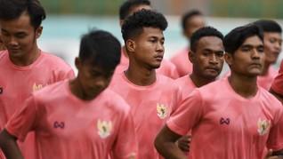 Timnas Indonesia U-19 Gelar Latihan Virtual Setelah Idulfitri