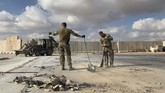 Serangan rudal Iran pada Rabu (8/1) terhadap pangkalan AS di Ain al-Asad, Irak, mengakibatkan kerusakan cukup berat.