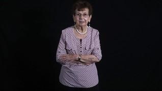 FOTO: Potret Para Penyintas Jelang 75 Tahun Holocaust