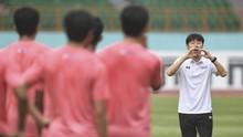 Winger Timnas Indonesia Yakin Shin Tae Yong Lampaui Target