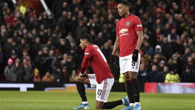 3 Bintang Man United Cedera Jelang Musim Baru