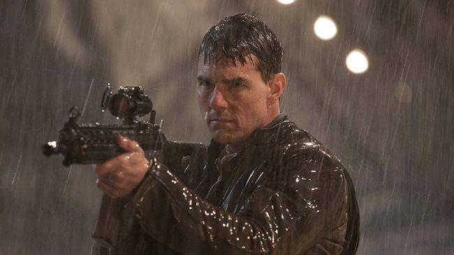 Jack Reacher dok. Paramount Pictures via imdb