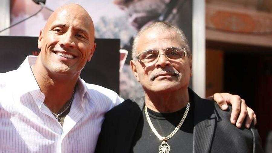 Rocky Johnson, Ayah The Rock Meninggal Dunia