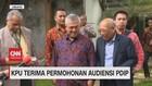 VIDEO: KPU Terima Permohonan Audiensi PDIP