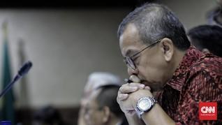 Pengadilan Tinggi DKI Perkuat Vonis 8 Tahun Emirsyah Satar