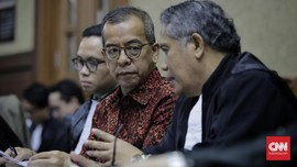 Eks Dirut Garuda Emirsyah Satar Banding Usai Divonis 8 Tahun