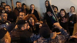 Menteri Luar Negeri Libanon Mundur di Tengah Krisis Ekonomi