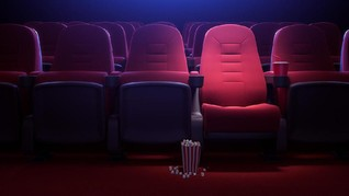 Gelombang Dua Corona, Bioskop Barcelona Terpaksa Tutup Lagi