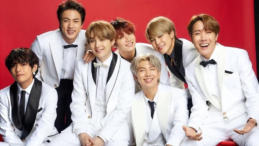 Hebat, BTS Pecahkan Rekor Penjualan Pre Order Album K-Pop Tertinggi