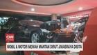 VIDEO: Mobil & Motor Mewah Mantan Dirut Jiwasraya Disita