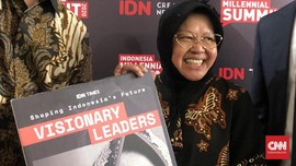 Risma Sebut Banyak Warga Jakarta ke Surabaya Hindari Polusi