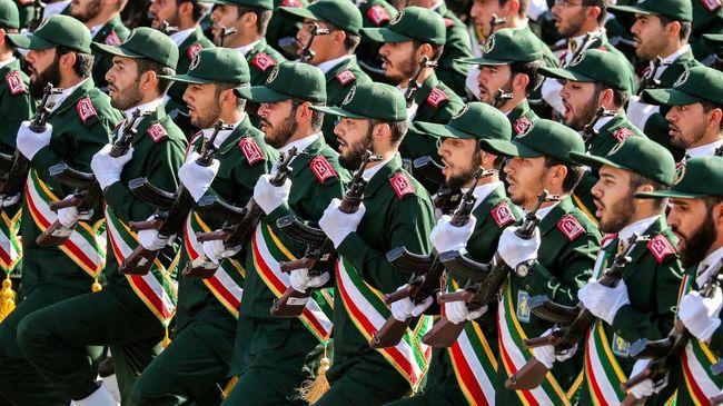 Komandan Pasukan Quds Garda Revolusi Iran dilaporkan telah melakukan pembicaraan dengan pemimpin kelompok militan Hamas Ismail Haniyeh.