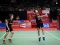 Menang Dua Gim, Marcus/Kevin ke Semifinal Indonesia Masters