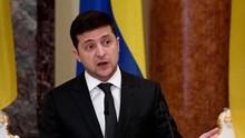 Tegang dengan Rusia, Ukraina Kerahkan Pasukan Cadangan