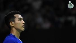 Daftar Pemain Indonesia di All England: Jonatan Masuk