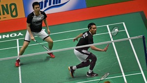 Hasil BWF World Tour Finals: Ahsan/Hendra Menang 3 Gim