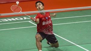Gagal ke Final Yonex Thailand Open, Ginting Hilang Fokus