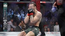 McGregor Terluka dan Patah Hati Usai Dihajar Poirier