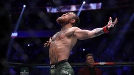 Darah Poirier vs McGregor Sampai Toyota Thailand Open 2021