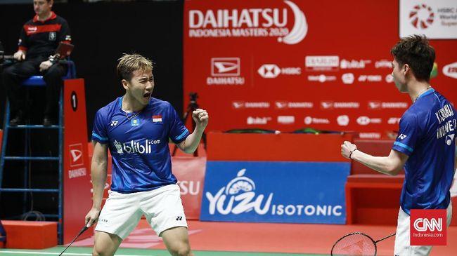 Marcus Fernaldi Gideon menegaskan permintaan maaf dari BWF terkait insiden di All England 2021 tak cukup mengobati luka tim badminton Indonesia.