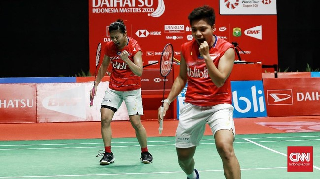 Jadwal Wakil Indonesia di Final Yonex Thailand Open 2021