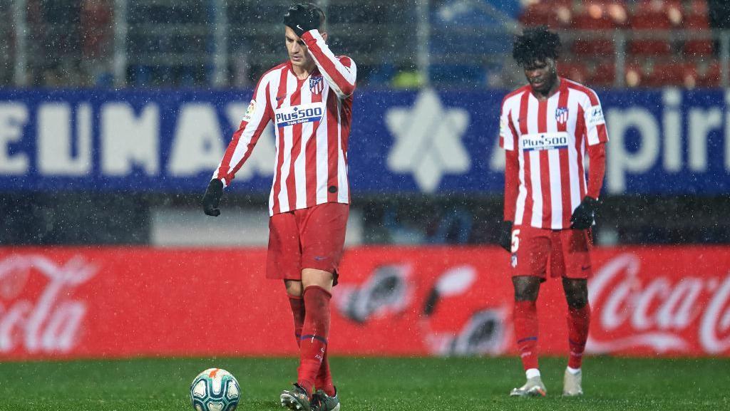 Simeone ke Atletico: Jangan Telat Panas, dong!