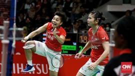 Hasil Toyota Thailand Open: Greysia/Apriyani Belum Terbendung