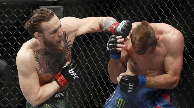 Conor McGregor memiliki sejumlah senjata rahasia yang bisa digunakan guna memenangi duel melawan Dustin Poirier di UFC 257.