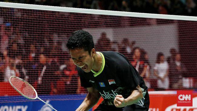 Gelar juara Indonesia Masters 2020 menjadi yang pertama bagi Anthony Sinisuka Ginting sejak 2018. Tahun lalu Ginting selalu kalah dalam lima laga final.