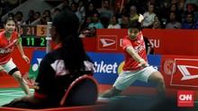 Hasil BWF Tour Finals 2020: Greysia/Apriyani Tekuk Korsel