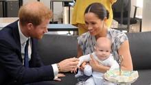 HUT Archie, Meghan-Harry Dorong Fan Donasi Vaksin Corona