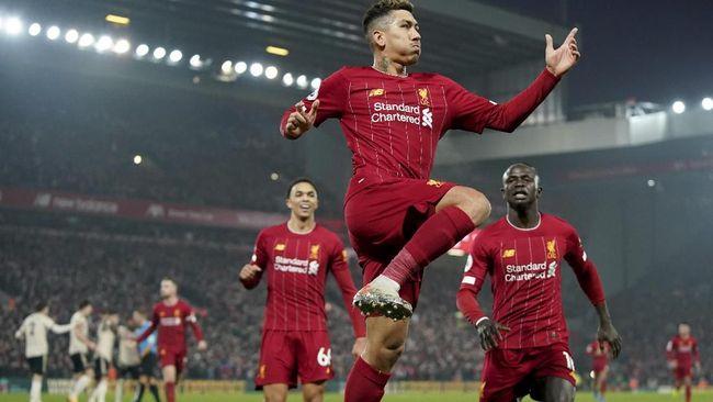 Penyerang Paris Saint-Germain, Kylian Mbappe mengibaratkan Liverpool di Liga Inggris musim ini seperti sebuah mesin.