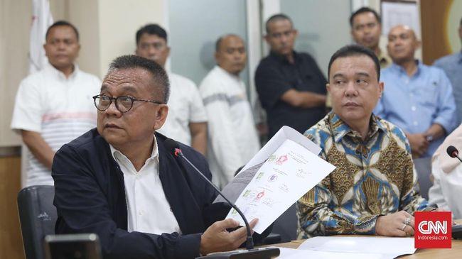 Partai Gerindra mengumumkan dua nama yang akan diusung sebagai cawagub DKI: Nurmasyah Lubis dan Ahmad Riza Patria.