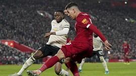 Jadwal Siaran Langsung Liga Inggris: Liverpool vs Man Utd