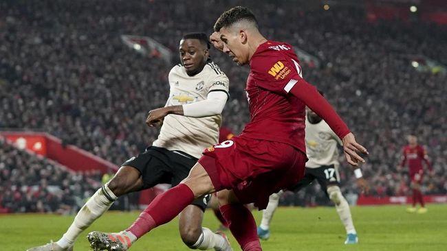 Liverpool pantang memandang Manchester United dengan sebelah mata pada duel di Stadion Anfield, Minggu (17/1).
