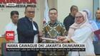 VIDEO: Ahmad Riza & Nurmansyah Lubis Jadi Cawagub DKI