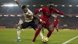 Prediksi Liverpool vs Man Utd di Liga Inggris